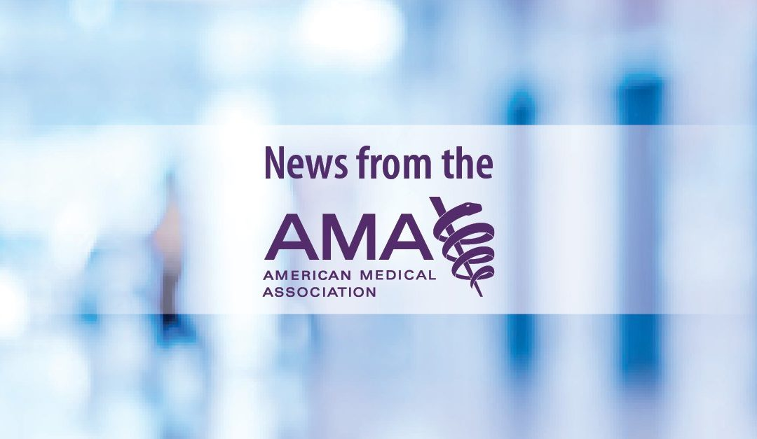 Pioneer in Video-assisted Surgery Presented AMA Award