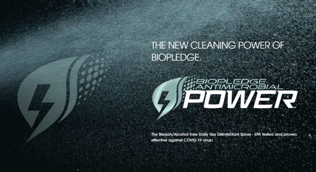 BioPledge® Antimicrobial POWER