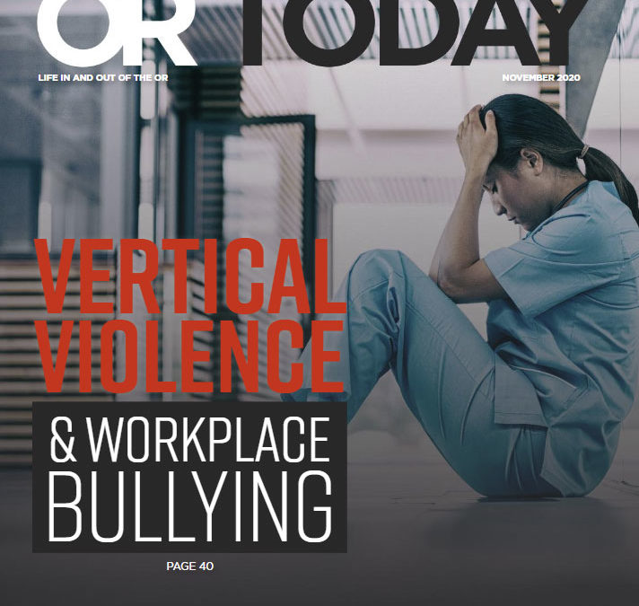 OR Today Magazine November 2020