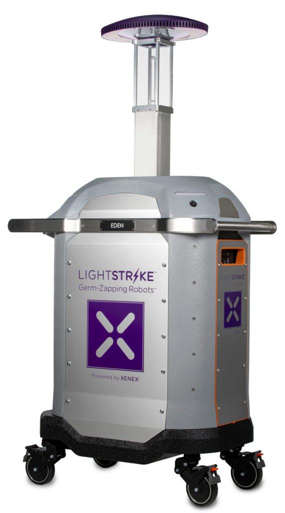 Xenex Introduces Next Generation of Coronavirus-Killing Robots