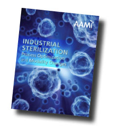 Industrial Sterilization: Process Optimization and Modality Changes