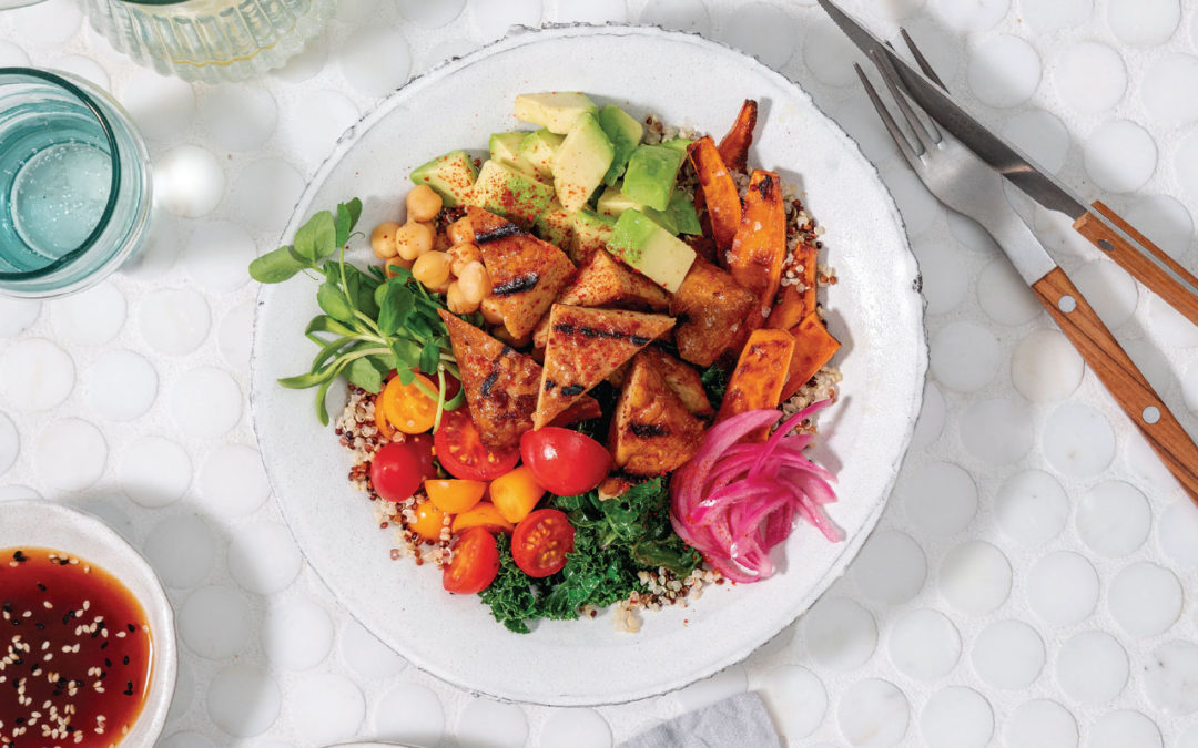 Turn to Tempeh for a Plant-Based Superfood