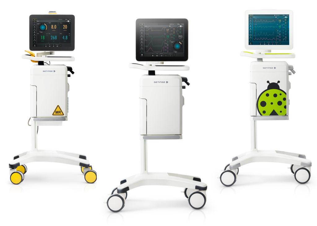 Getinge Expands Servo Ventilator Platform