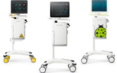 Getinge Expands Servo Ventilator Platform