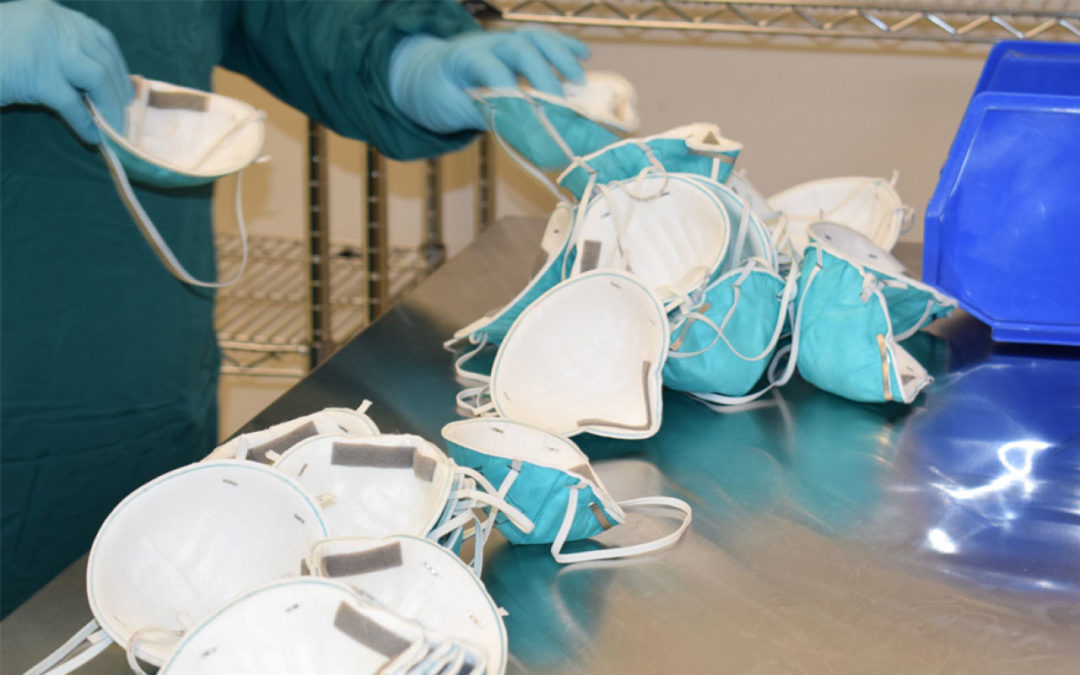 Research Focus: Surgical Masks, COVID-19 and Endoscope Outbreaks