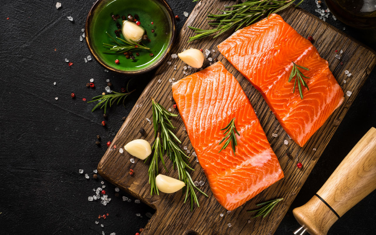 Seafood: A Pandemic Change for the Better