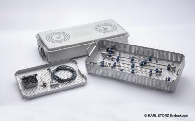 KARL STORZ No-Wrap Sterilization Containers