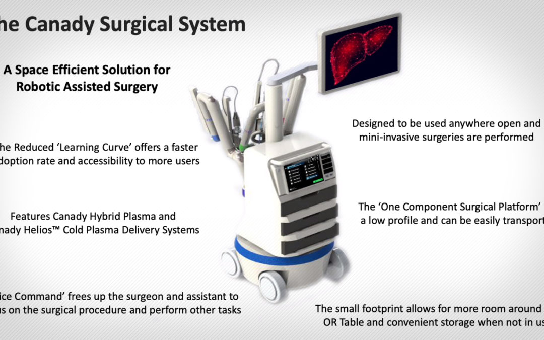 USMI Developing the First Surgical Robot for Cancer Surgery