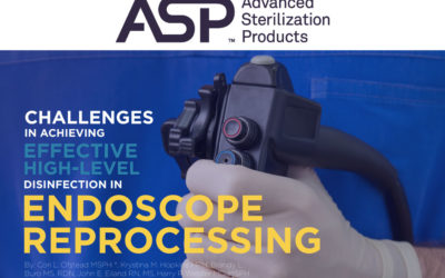 Challenges in Achieving Effective High-Level Disinfection in Endoscope Reprocessing
