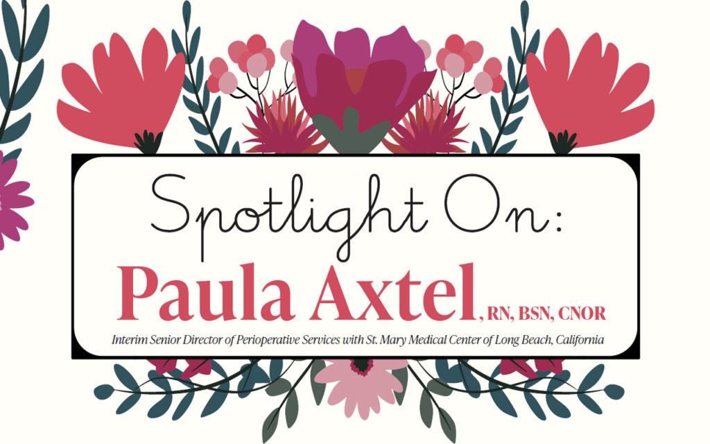 Spotlight On: Paula Axtell