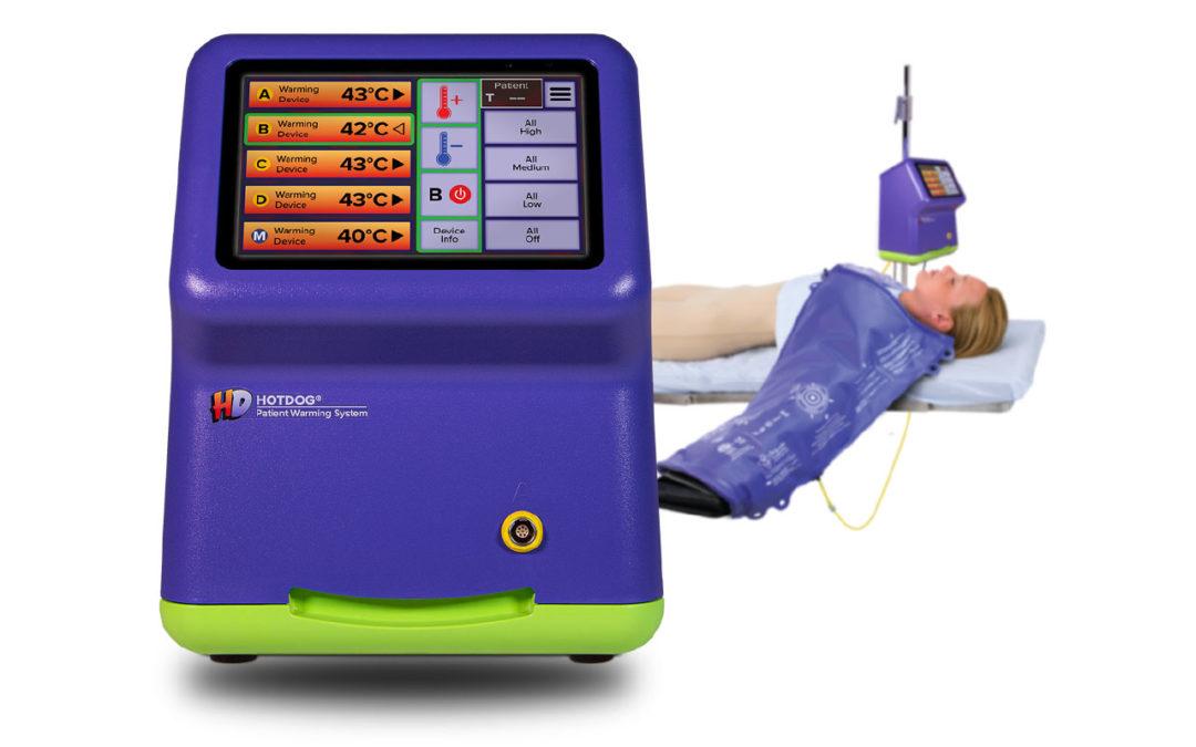 Augustine Surgical Inc. HotDog Patient Warming System