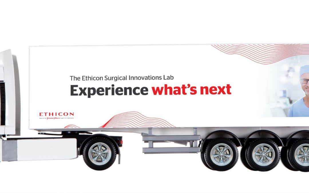 Ethicon Surgical Innovations Lab Kicks Off U.S. Mobile Tour