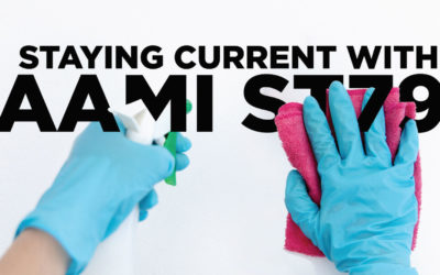 Staying Current With AAMI ST79