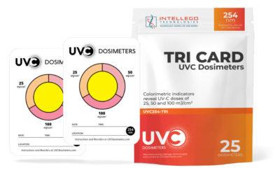 Intelligo Technologies UVC Dosimeters