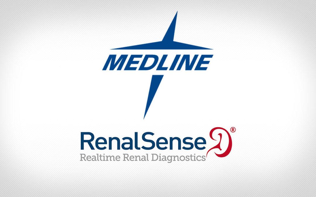 Medline and RenalSense Partner to Offer UO Monitoring System
