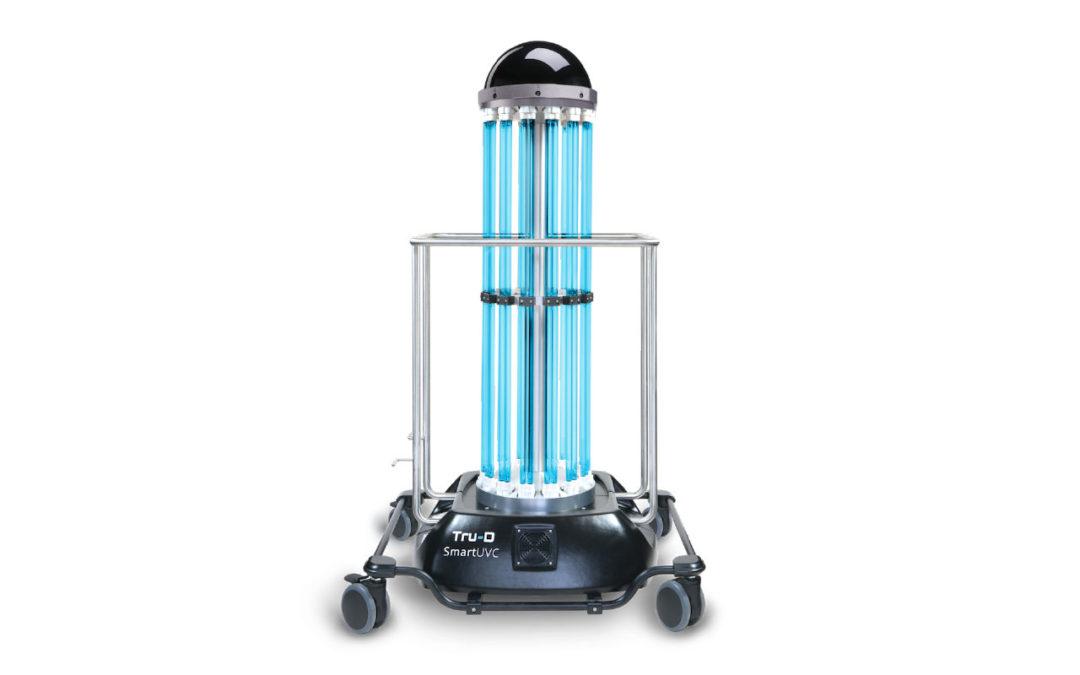 Tru-D UVC Disinfection Robot