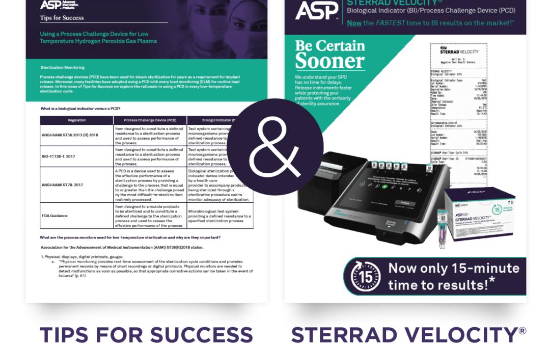 AAMI Recommendation: Documentation for Low-Temp Sterilization