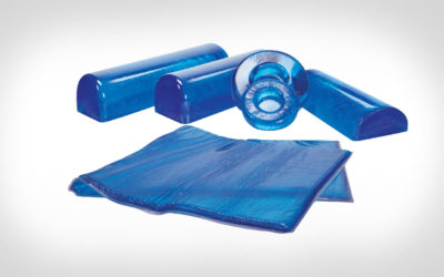 AliMed AliBlue Gel Positioners