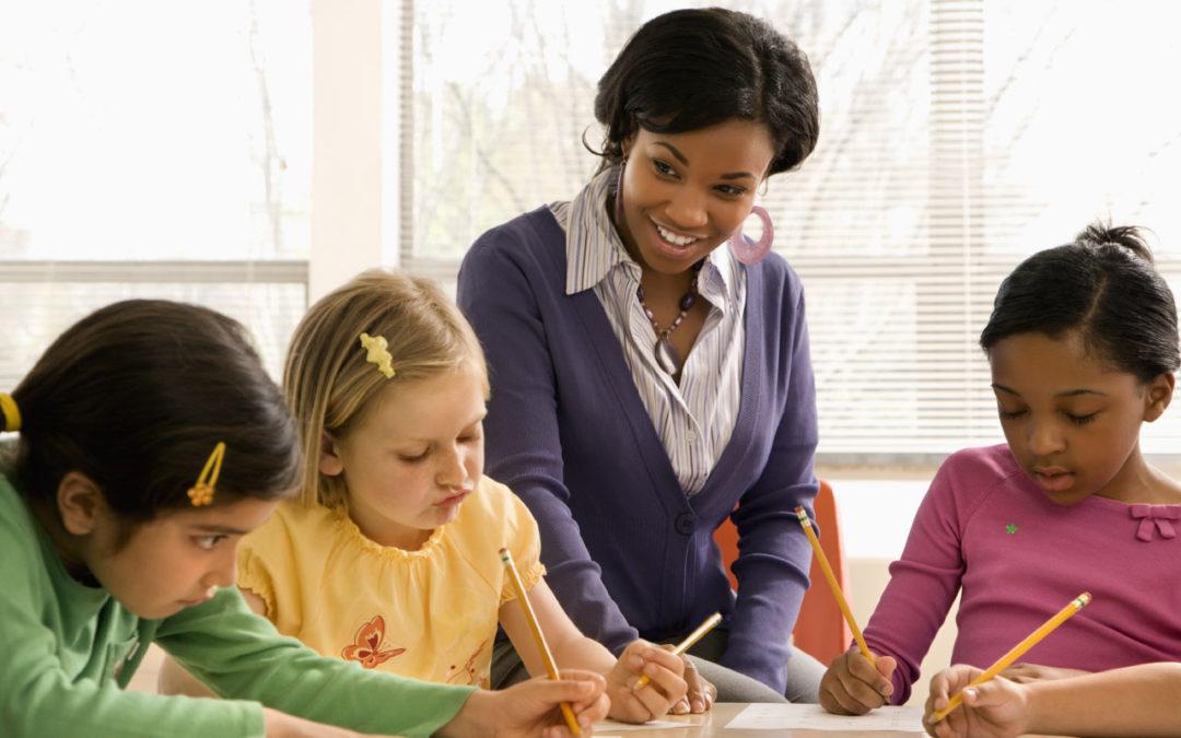 Study Shows Children Recycle Brain Regions When Acquiring New Skills