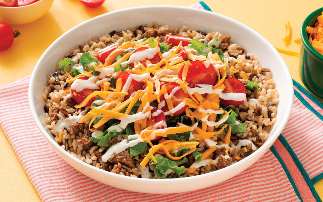 Fast, Flavorful Meals When You're Short on Time