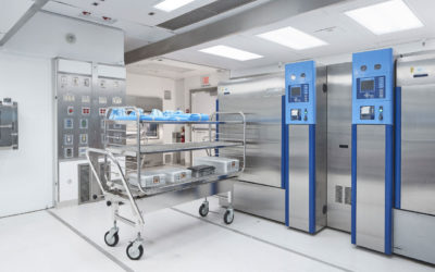 Mobile Medical International Corporation Mobile Sterile Processing System