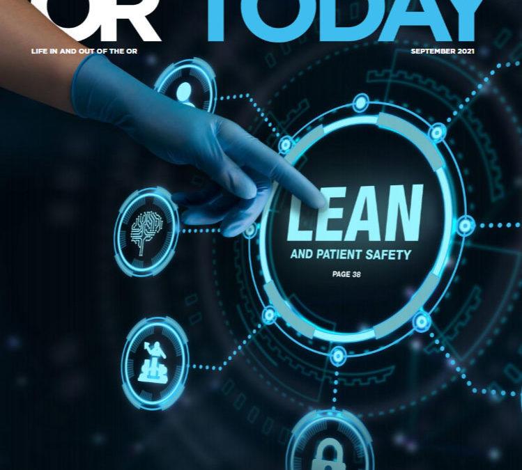 OR Today Magazine September 2021