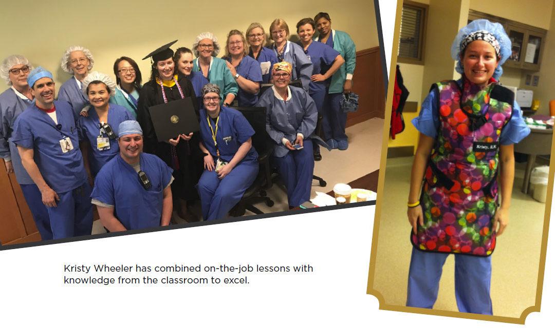 Spotlight On: Kristy A. Wheeler, MSN, RN, CNOR, Senior Clinical Nurse II, Acute Care Emergency Surgery Service Line Coordinator, University of Maryland Medical Center (UMMC), Baltimore