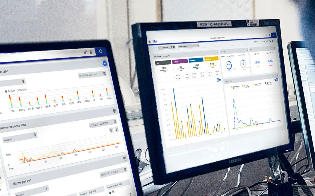 Dräger Connect Data Analytics: Protects Environment, Budget