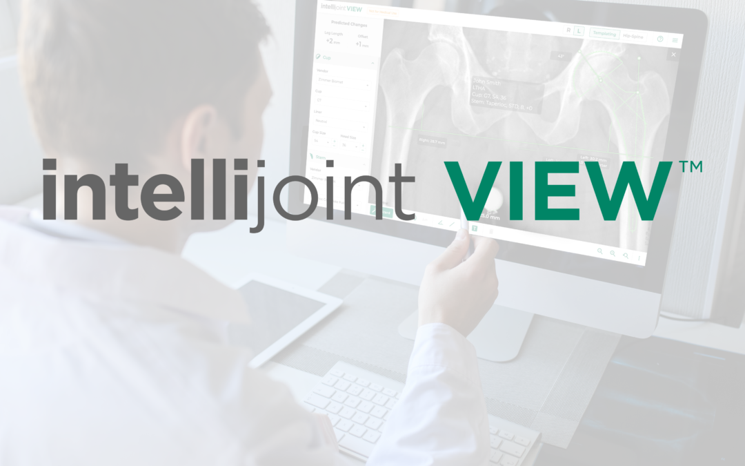 New Preoperative Surgical Planning Product for Total Hip Arthroplasty